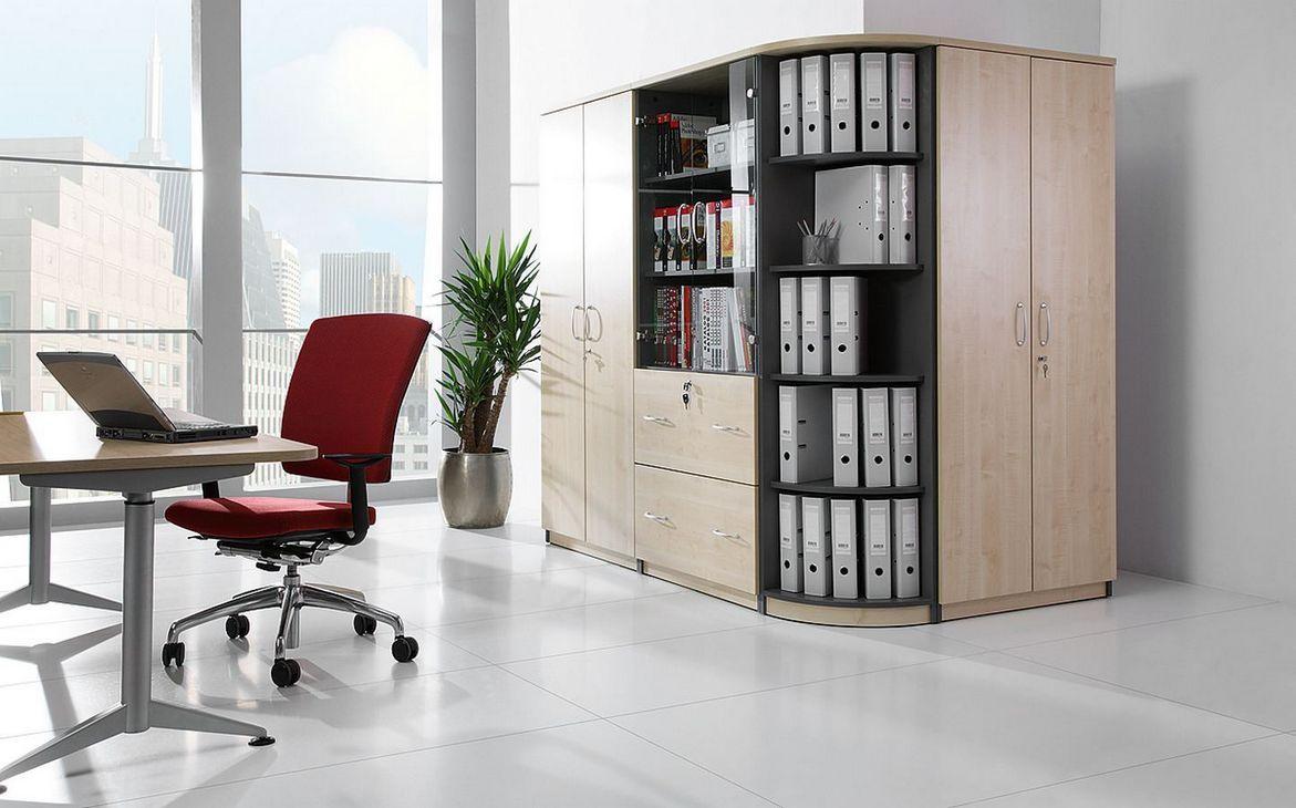 Meble biurowe - przykładowe meble w biurze